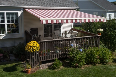 Aristocrat Estate Awning